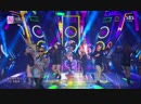 Comeback Stage 181125 Mighty Mouth 마이티 마우스 ft Han Cho Im 한초임 Laser Beam 레이져 빔