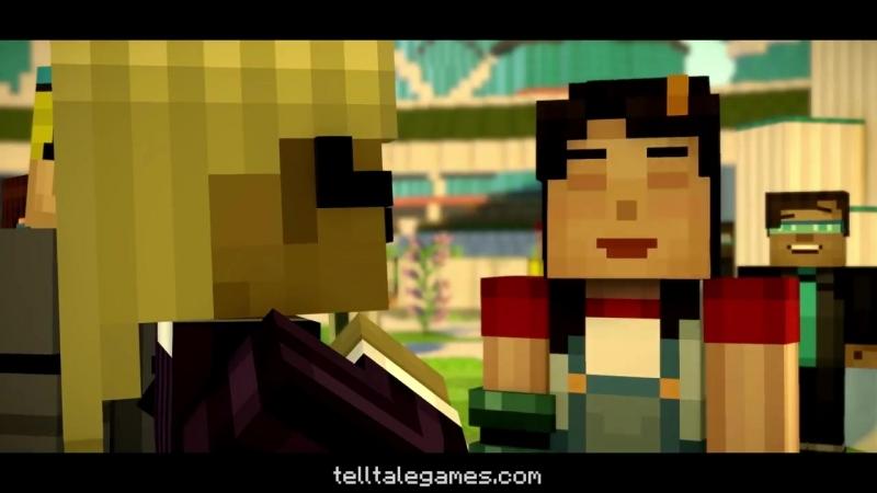 Minecraft Story Mode 2 Season