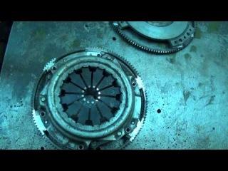 Теория ДВС: Облегчённый маховик ВАЗ-21083 (3.3 кг)