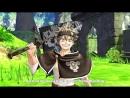 Новый трейлер персонажа Астер в игре Black Clover Project Knights!