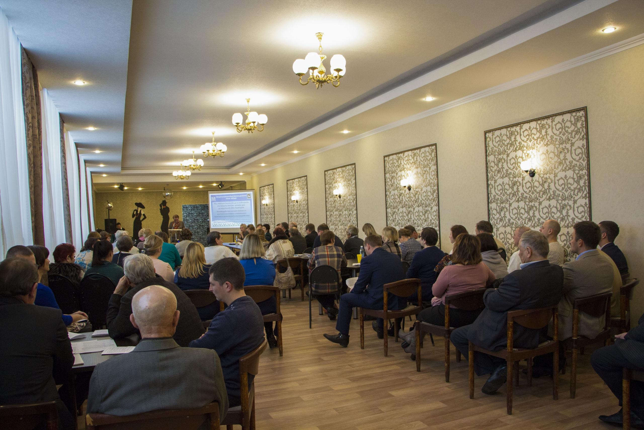 В Удорском районе прошла конференция коми народа. Коми войтыр - 2018
