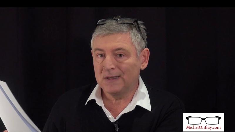 Une semaine en jaune Michel Onfray