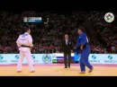 Avtandil Tchrikishvili (GEO) vs Yakhyo Imamov (UZB) -81kg Judo Grand Slam Paris 2013