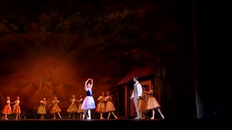 Жизель. Кремлевский балет.