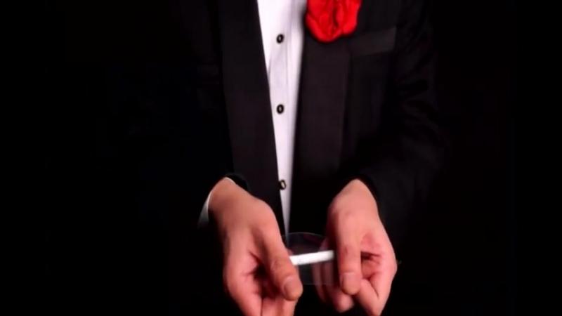 Professional by Kim Hyun Soo - Card to Cigarette (Фокусы с сигаретами)