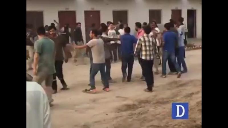 7 Жезөкшелерге бара алмай қалған қытайлар Пәкістанда шу шығарды видео
