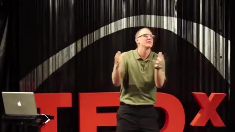 TEDx - Бретт Ледбеттер - Сам себе коуч