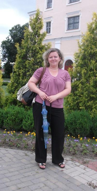 Лилия Середич, 25 июля 1980, Пинск, id204522409