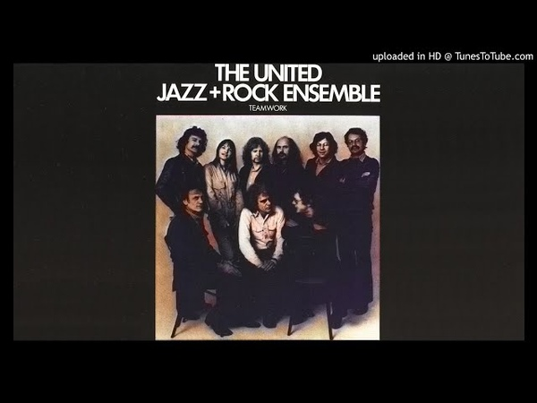 The United Jazz Rock Ensemble - Yin [HQ Audio] Teamwork 1978