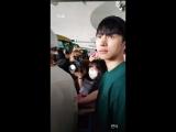 180708 VIXX Ken on Incheon Airport