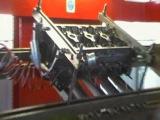Процесс опрессовки ГБЦ и шлифовки клапанов двигателя