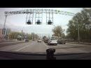 Пьяный мент на Пасху за рулём в Самаре ДТП авария