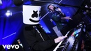 Marshmello featuring Bastille Eastside Benny Blanco cover in the Live Lounge