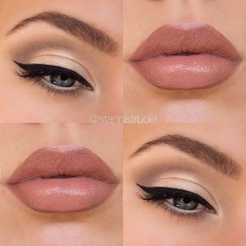 Великолепный макияж! (1 фото) - картинка