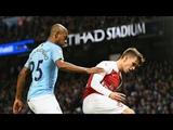 Fernandinho vs Arsenal