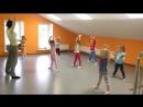 Разминка на танцах