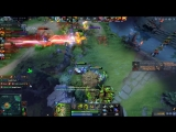 Levkan vs Qupe Best Pudges in Dota 2 - EPIC Green Pudge Battle - Gameplay Compil