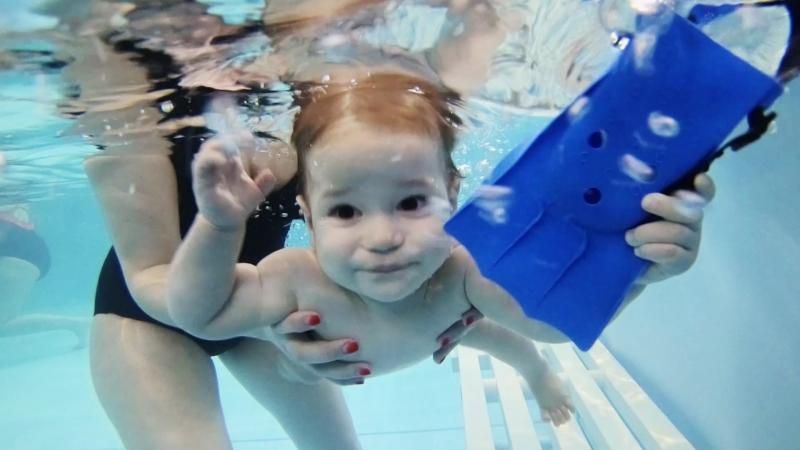 Подводная видеосъемка в центре семейного плавания АкваKid Проводите лето весело и с пользой