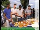 В Курске устроили Фестиваль славянской кухни
