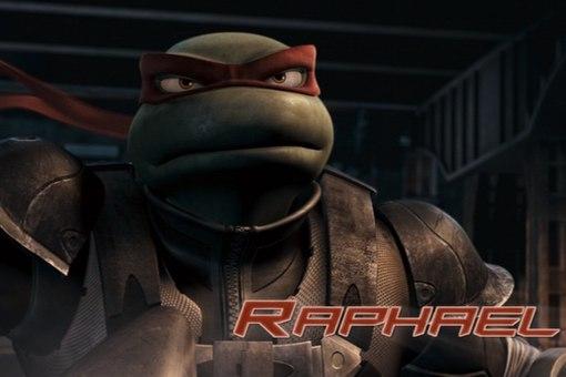 1Tmnt 2007 Raphael