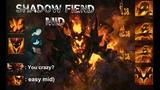 Shadow Fiend Mid (Nevermore) Dota 2