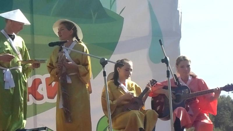 Турслет УДГУ 2018.команда ИИД . Песня