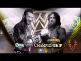 WWE Night Of Champions 2013 Match Card: Randy Orton vs Daniel Bryan
