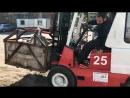 БУ ПОГРУЗЧИК Balkancar 2 5 т ДВ1788 С КАБИНОЙ
