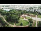 Кочуровский парк. Вид сверху.