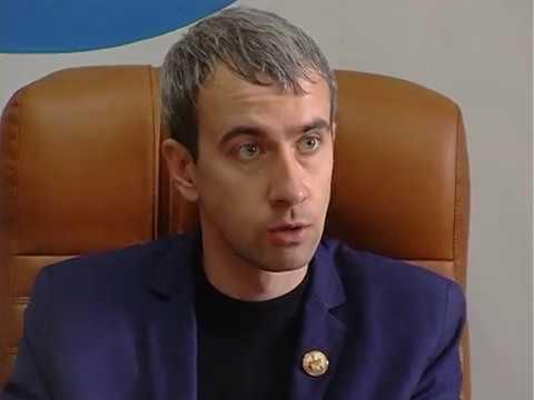 Приём заместителя министра культуры, спорта и молодёжи ЛНР Андреем Костюниным
