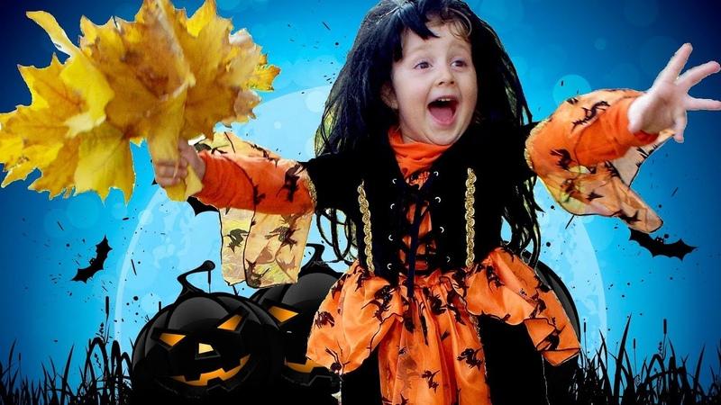 ХЭЛЛОУИН ВЕДЬМА В ПРАНКЕ ОХОТА НА ЛЮДЕЙ ВЕДЬМА И НЕВЕСТА Pranks from the witch on Halloween