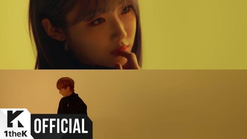 [Teaser] SON DONGWOON(손동운)(Highlight(하이라이트)) X SEORYOUNG(서령)(GWSN(공원소녀)) _ Color me(물들여줘)