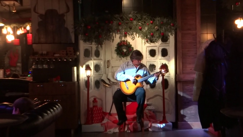 Рождество в Steak house Рибай
