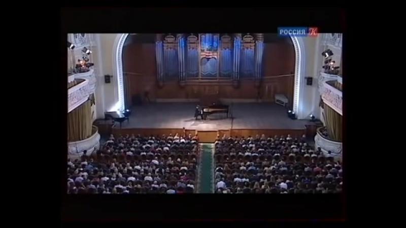 Денис Мацуев. Звучит Соната №23 Аппассионата (Л. ван Бетховен)