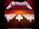"""Welcome Home Sanitarium """"Master Of Puppets"""", 1986"""