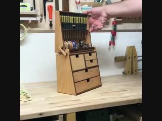 Ящик для инструментов - Заметки строителя