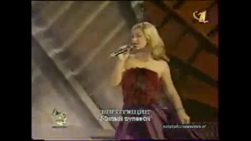 Золотой граммофон (ОРТ, 24.12.1999) Блестящие - Милый, рулевой