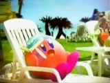Kirby's 20th Anniversary: TV Commercials from Kirby Games