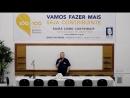 Água Elemento essencial para a vida Início às 15h Cícero Marcos Teixeira SBEBM