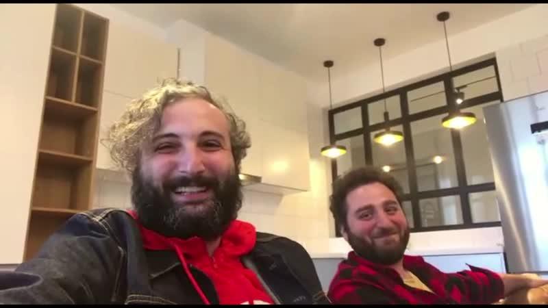 Гиги и Лаша о новом альбоме MGZAVREBI «GEO»