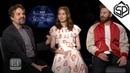 Марк Руффало: Мы - семья | Интервью с актёрами Мстители: Финал