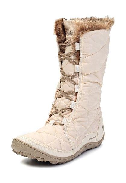 Женская Зимняя Обувь Коламбия