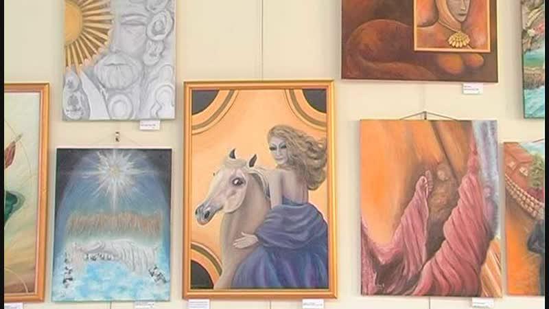 Выставка Светланы Ивановой «Возрождение»