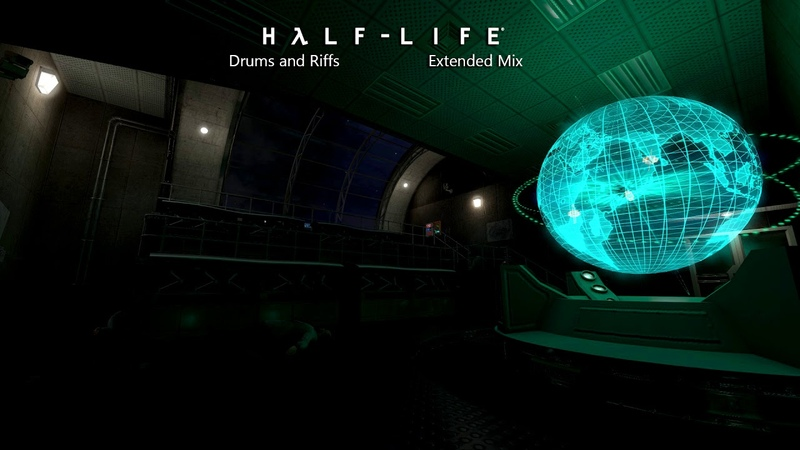 Half-Life OST — Drums and Riffs (Extended Mix)