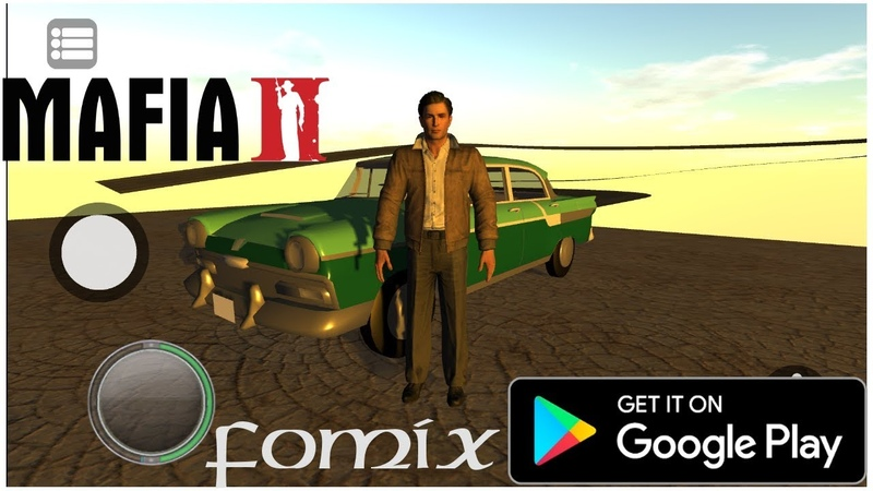 Фановая Бетка Mafia 2 на Андройд (Android Ios)