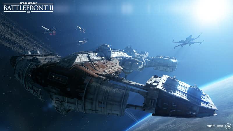 Star Wars Battlefront II [Ru/En] - Darth VADER!
