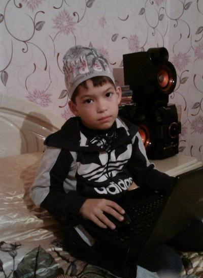 Данёк Эшанкулов, 8 октября , Санкт-Петербург, id211780103