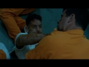 Daredevil - Punisher prison fight Scene
