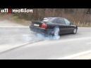 BMW 750i V12 E38 Acceleration Sound 0-100 km/h