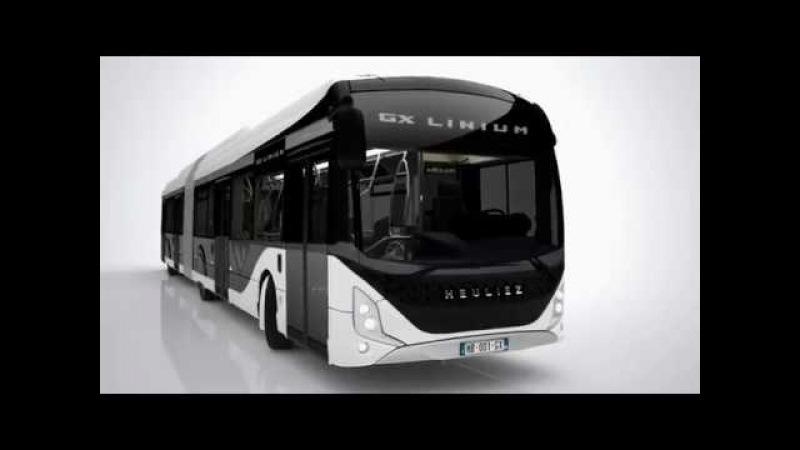 Busworld Europe 2017 Heuliez Bus